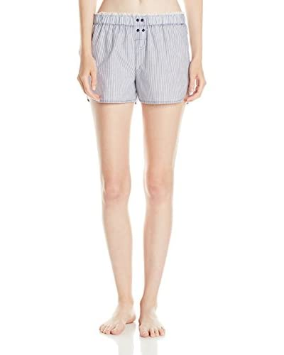 Jane & Bleecker Women's Oxford Pajama Short