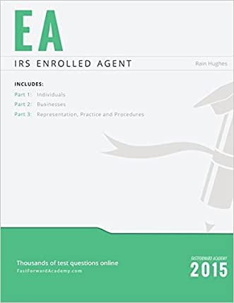 IRS Enrolled Agent Exam Study Guide 2015-2016