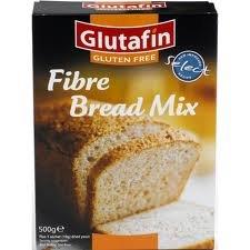 Glutafin Select GF Fibre Bread Mix 500g