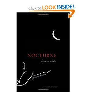 Nocturne (Claire de Lune Novels) Christine Johnson