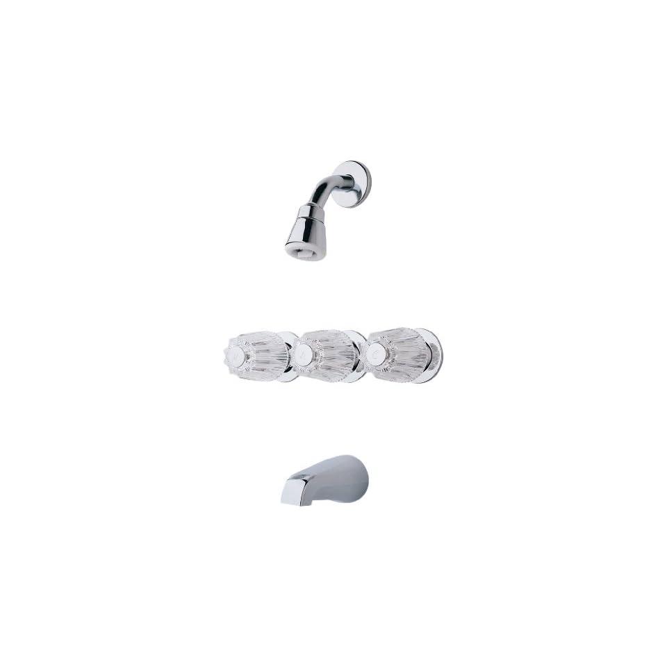 PRICE PFISTER GIDDS 559951 3 Handle Tub Valve