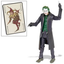 Buy Low Price Mattel Dark Knight Action Figures:The Joker with Crime Scene Evidence (B001GDEZ4M)