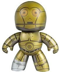 "Star Wars Mighty Muggs: 6"" C-3PO"