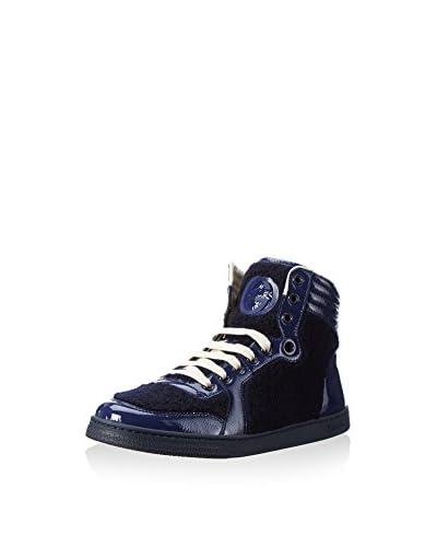 Gucci Hightop Sneaker marine