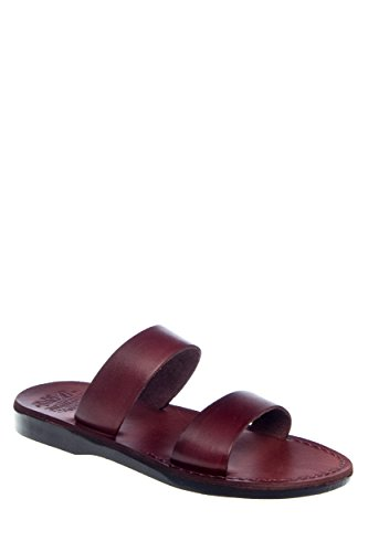 Men's Aviv Flat Jerusalem Sandal by DNA Footwear