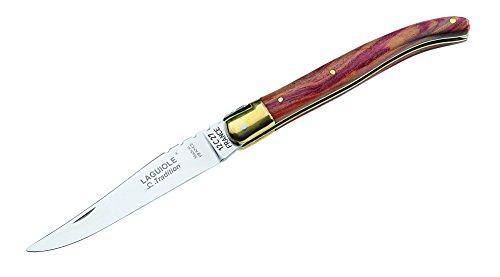 laguiole-212010-couteau-acier-12c27-manche-rosier-mitres-en-laiton-longueur-du-manche-10-cm