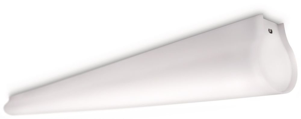 PHILIPS InStyle, Deckenleuchte TUBO mit 28W, inklusive Leuchtmittel, 1-flammig 342073116