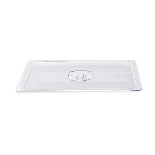 Rubbermaid Commercial Full-Size Cold Food Pan Cover, FG134P00CLR (Restaurant Cold Food Pan compare prices)