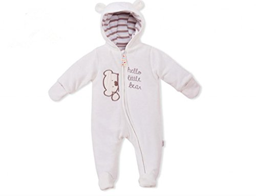 Cute Honey Infant Baby's Winter or Autumn Thicken Baby Clothes Climb Romper