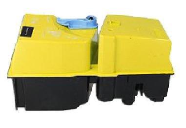 Alternativer Toner TK-825 YELLOW für Kyocera Mita KM-C 3232 E / KM-C3225 E / KM-C2520 / KM-C2525E ersetzt TK-825