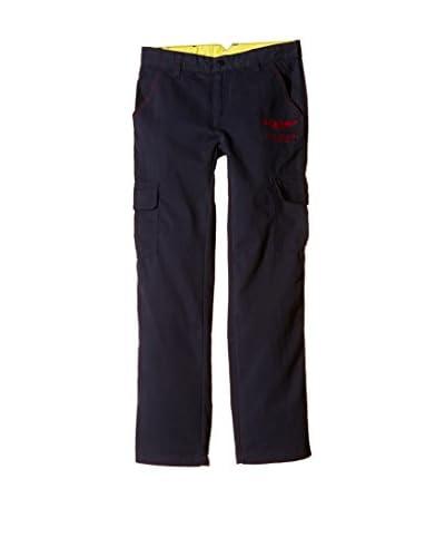Hackett London Pantalón Azul