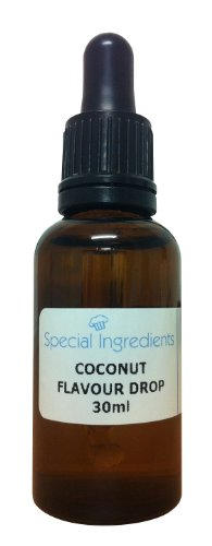 COCONUT FLAVOUR DROP PREMIUM QUALITY FOOD AND DRINK FLAVOURING 30ml