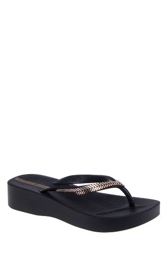 Ipanema Laurel Low Wedge Flip Flop Sandal