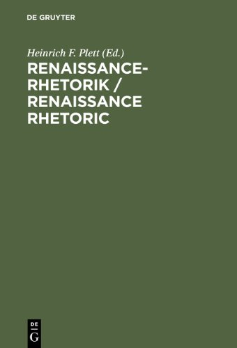 Renaissance-Rhetorik; Renaissance Rhetoric