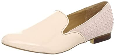 Kelsi Dagger Women's Fabricea Flat,Pink,5 M US