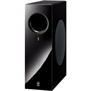Yamaha NS-SW210 - Altavoces Home theatre, 1.0, 100 W, 30 - 160 Hz, Negro, 166 x 366 x 450 mm