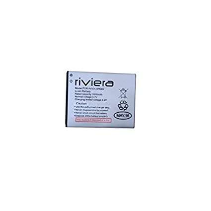 Riviera 1600mAh Battery (For Intex Aqua Speed)