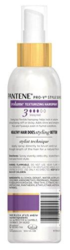 080878044856 - Pantene Pro-V Volume Non-Aerosol Hairspray 8.5 Fl Oz (Pack of 3) carousel main 1
