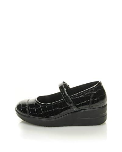 Ruco Line Zapatos con Cuña Cocco