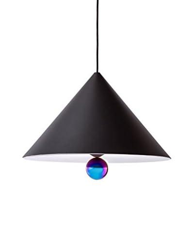 PETITE FRITURE hanglamp Cherry Grote zwarte / veelkleurige