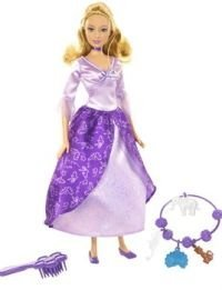 Barbie as The Island Princess Doll: Blonde with Lavender Dress - Buy Barbie as The Island Princess Doll: Blonde with Lavender Dress - Purchase Barbie as The Island Princess Doll: Blonde with Lavender Dress (Mattel, Toys & Games,Categories,Dolls,Baby Dolls)