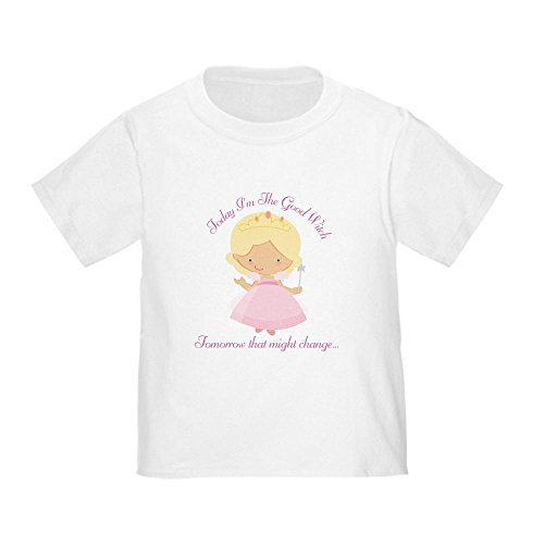 CafePress Cute Wizard Of Oz Good Witch T-Shirt Toddler T-Shirt