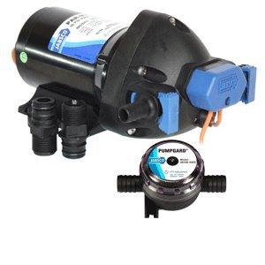 Jabsco 32601-0092 MPU 12V S/E 3C NSW 3.5GPM Pump