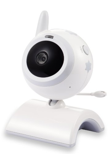 Lorex Bb7011Ac1B Lorexbaby Starbright Wireless Add-On Accessory Baby Monitor Camera (White)