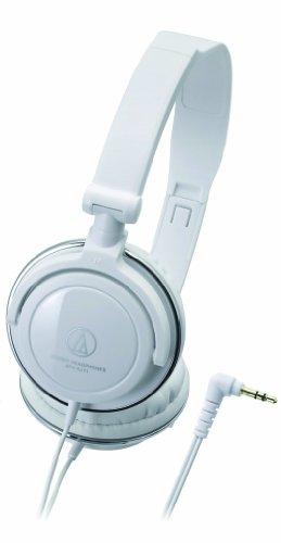 Audio Technica - ATH-SJ11 WH - Cuffie - colore bianco