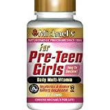 For Pre Teen Girls - 120 - Tablets