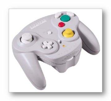 Gamecube Wavebird Wireless Controller - Grey