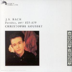 Partitas BWV 825 à 830