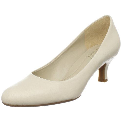 Naturalizer Women's Marianne Pump,Porcelain,7.5 N US