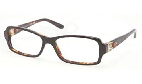 Ralph Lauren Rl6107Q Eyeglasses-5260 Black/Havana-53Mm