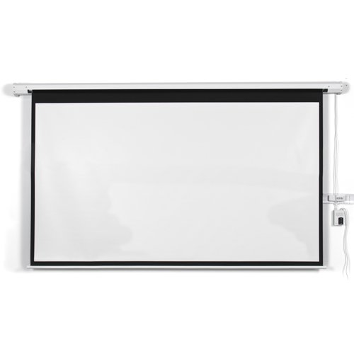Best prices 100 diagonal 16 9 electric projector for Motorized projector screen reviews