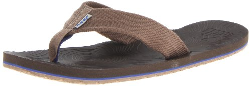 Reef Mens Reef Zen Thong Sandals R2443BRO Brown 11 UK, 45 EU
