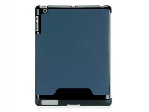 Scosche Snap Sheild Case for iPad 4and iPad2 - Dark Blue (IPD2PC2DBL)