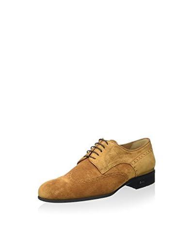 Pakerson Zapatos derby Cognac