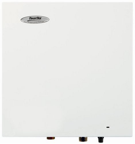 Whole house electric tankless water heaters from FAMOUS PLUMBING