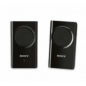 Sony SRS-M30 Active Speaker System - Black