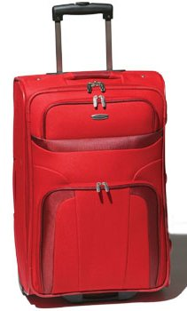 Travelite Orlando Trolley Koffer 53 cm Rot