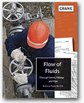 Flow of Fluids Through Valves, Fittings, and Pipe (TP-410 (US edition)) Crane Co.