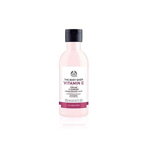 The Body Shop Vitamina E Crema Viso Detergente