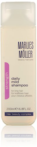 Marlies Möller Strength quotidiana lieve Shampoo 200 ml