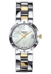 Certina Ladies'Watch XS Analogue Quartz Stainless Steel C009,210,22,116,00