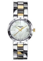 Certina Ladies'Watch XS Analogue Quartz Stainless Steel C009,210,22,116,00