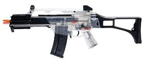 H&K G36C Gun (Clear, Large)