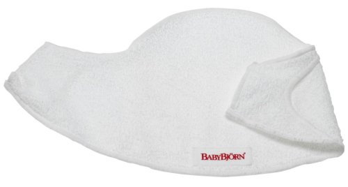 babybjorn-bib-for-baby-carrier-white-2-pack