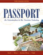 Passport : An Introduction to the Tourism Industry, Third Can