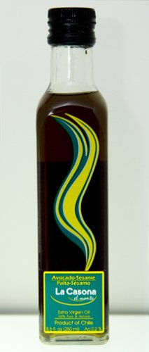 Avocado & Sesame Oil